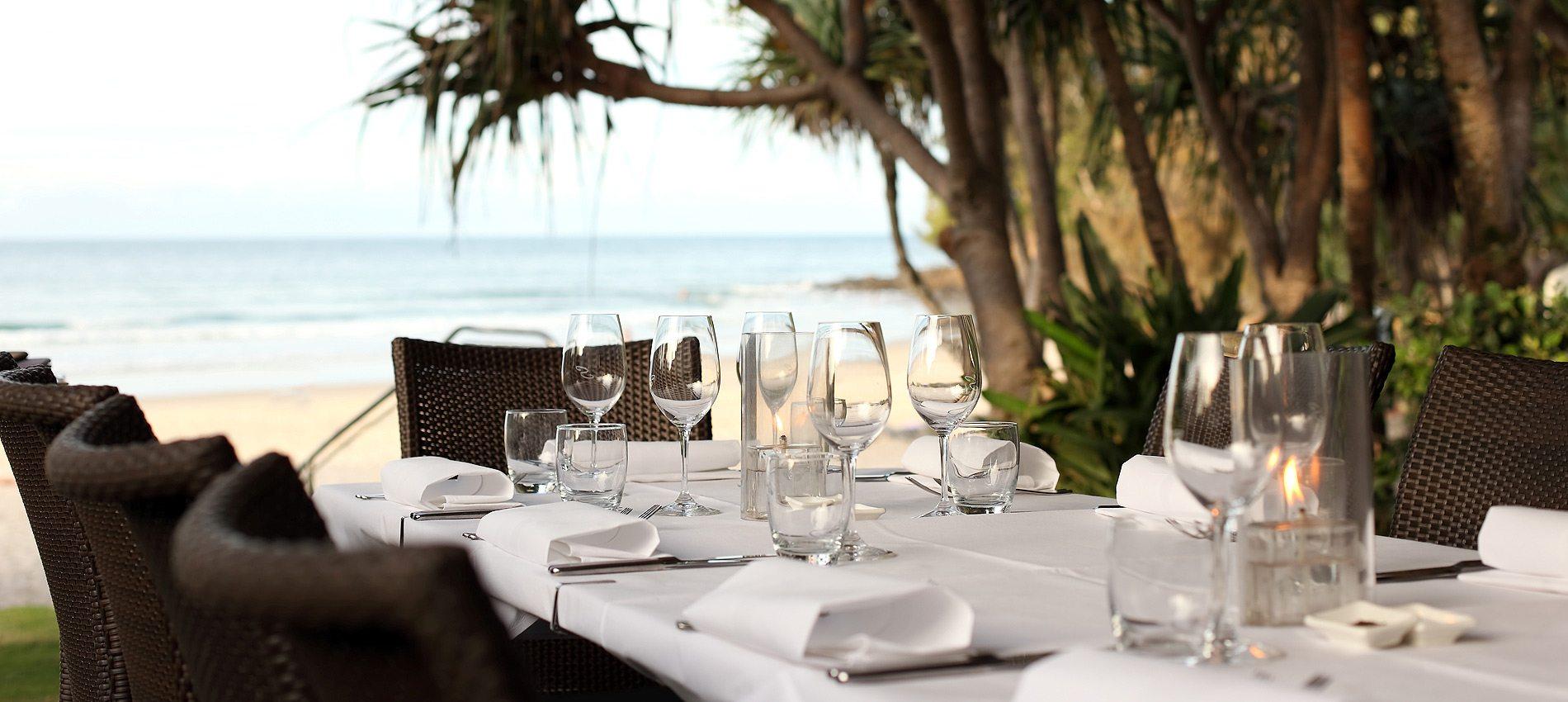 Sails Restaurant Noosa Beach Dining Experience Hastings Street