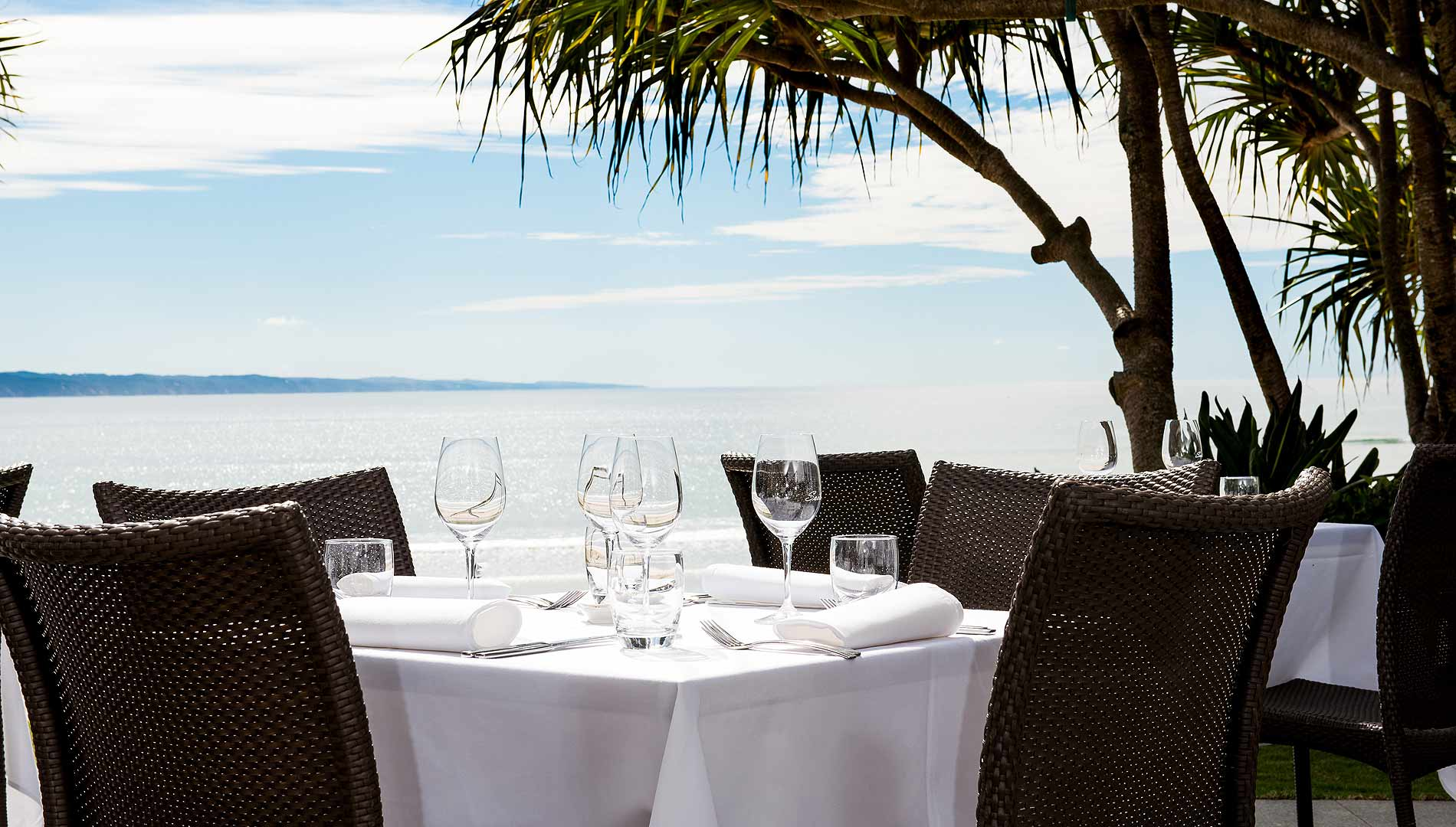 Table Bookings Amp Reservations Sails Restaurant Noosa Beach