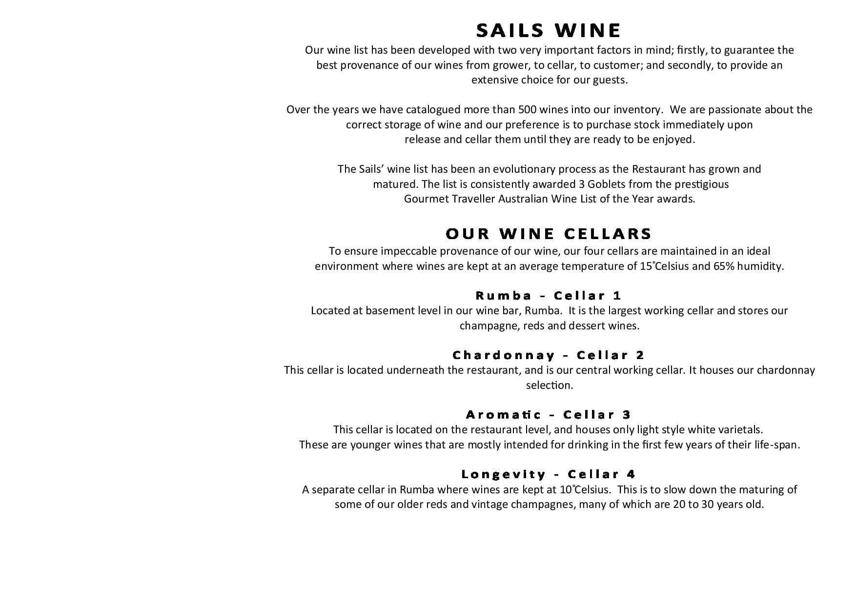Sails Wine List Jan 2021 Page 001