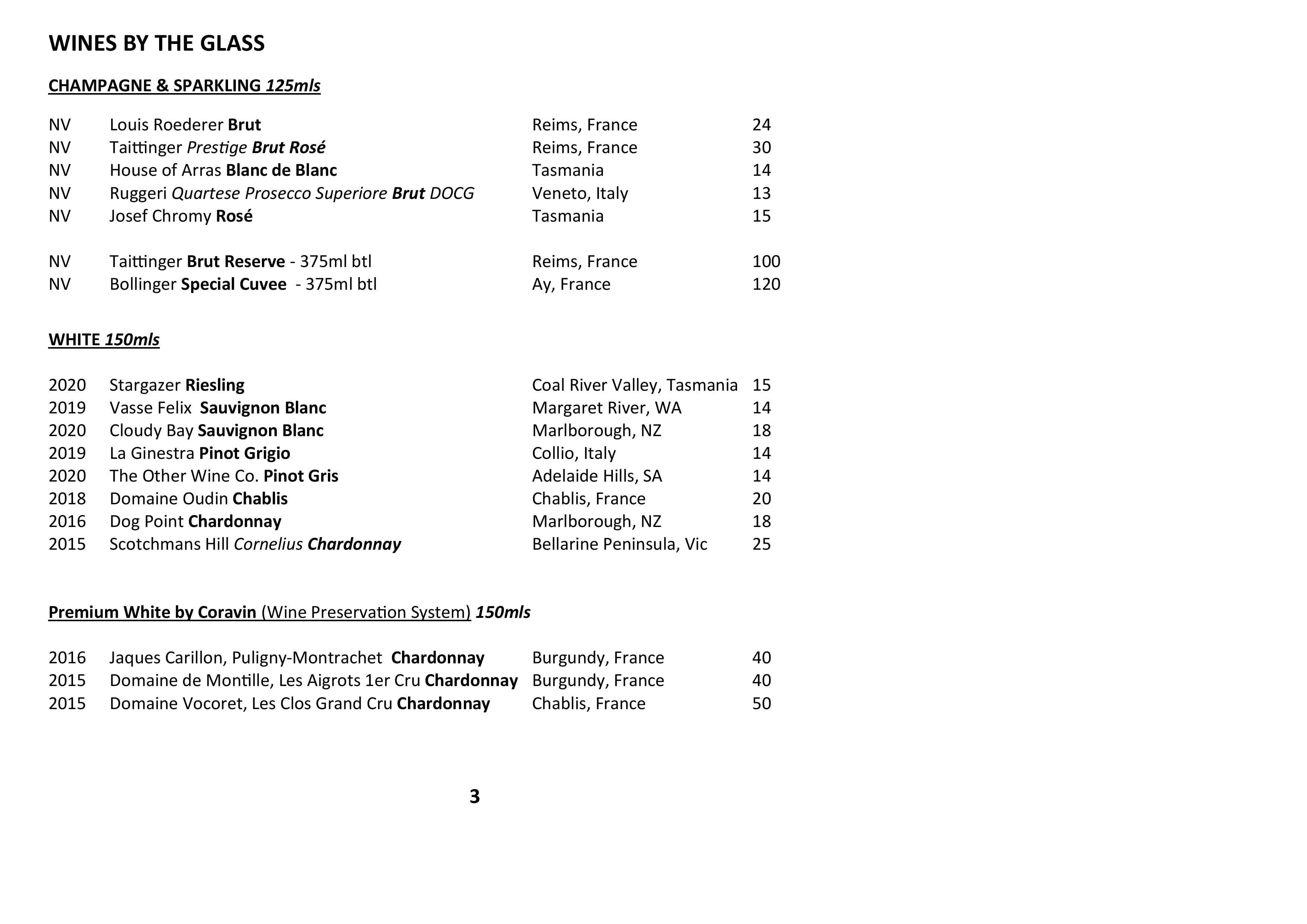 Sails Wine List 2021 Page 003
