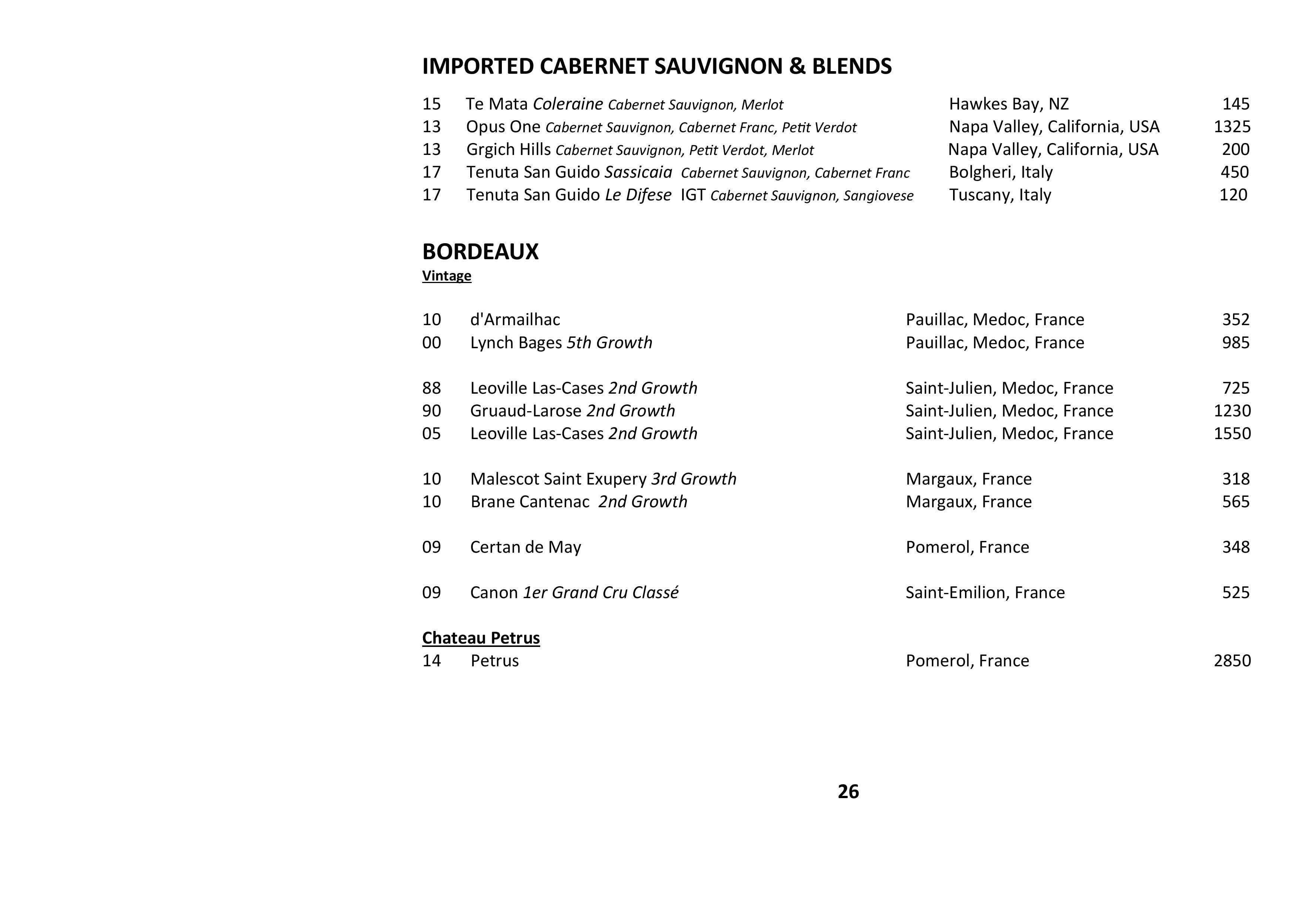 Sails Wine List 2021 Page 026